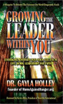 Book growing the leader within you